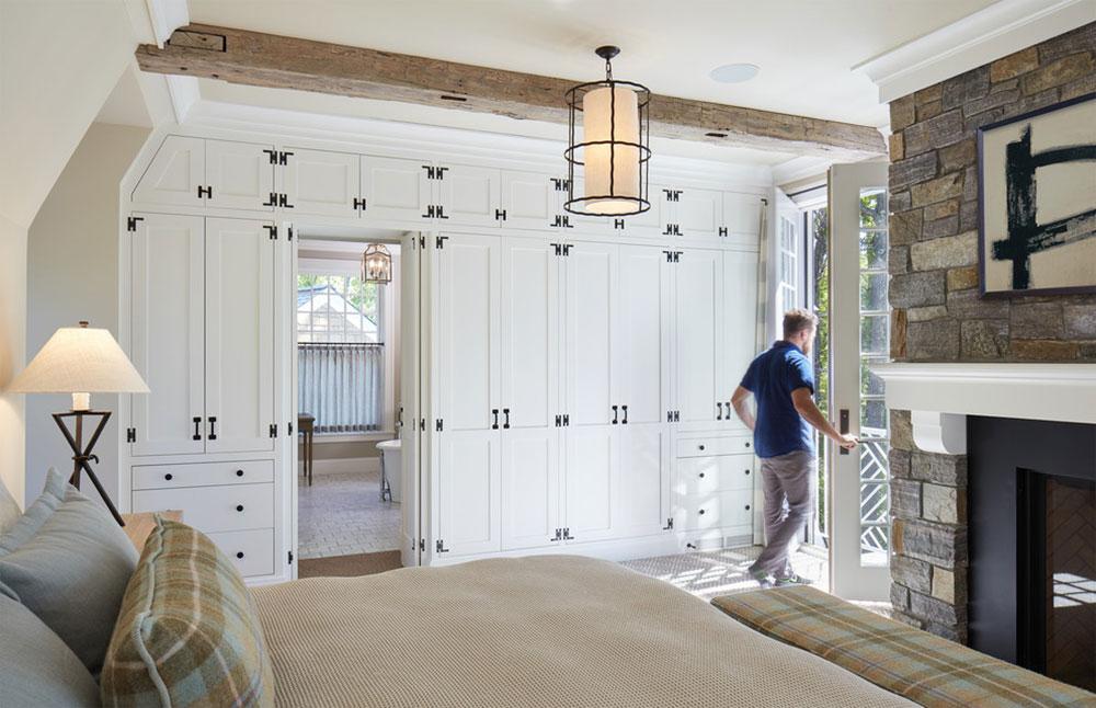 Brainerd-Lakes-Shingle-Style-by-John-Kraemer-and-Sons Combien cela coûte-t-il de construire une chambre principale et une salle de bain