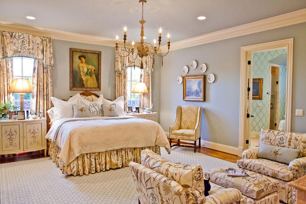 Cooper-Creek-Master-Bedroom-by-Eric-Ross-Interiors-LLC Combien coûte la construction d'une chambre principale et d'une salle de bain