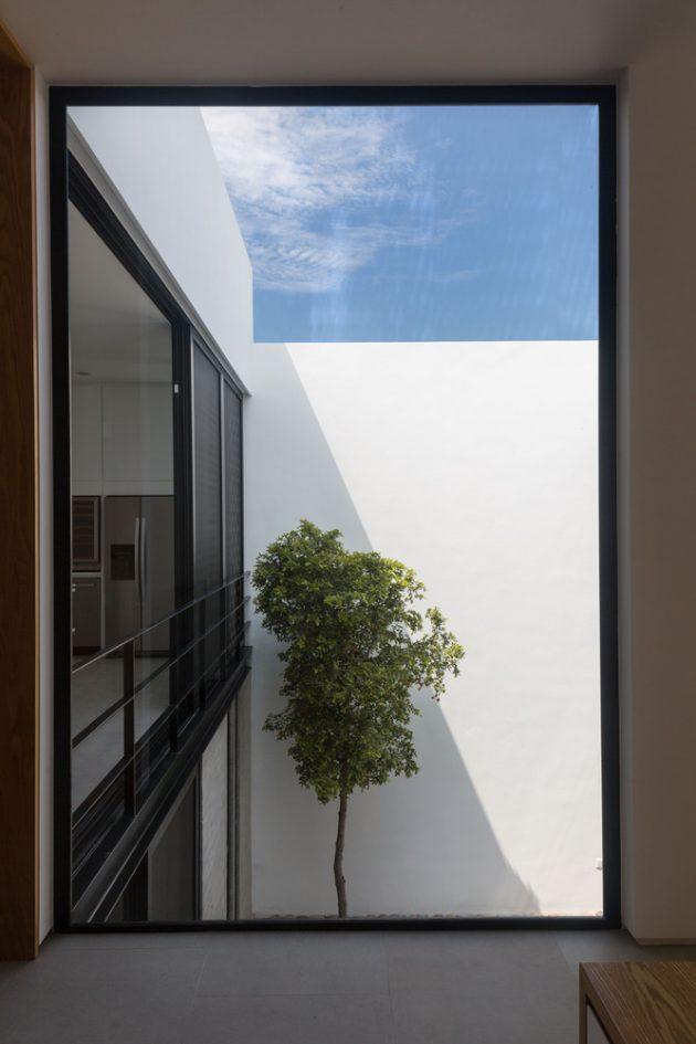 Beach House par [H] Arquitectos à Mazatlan, Mexique