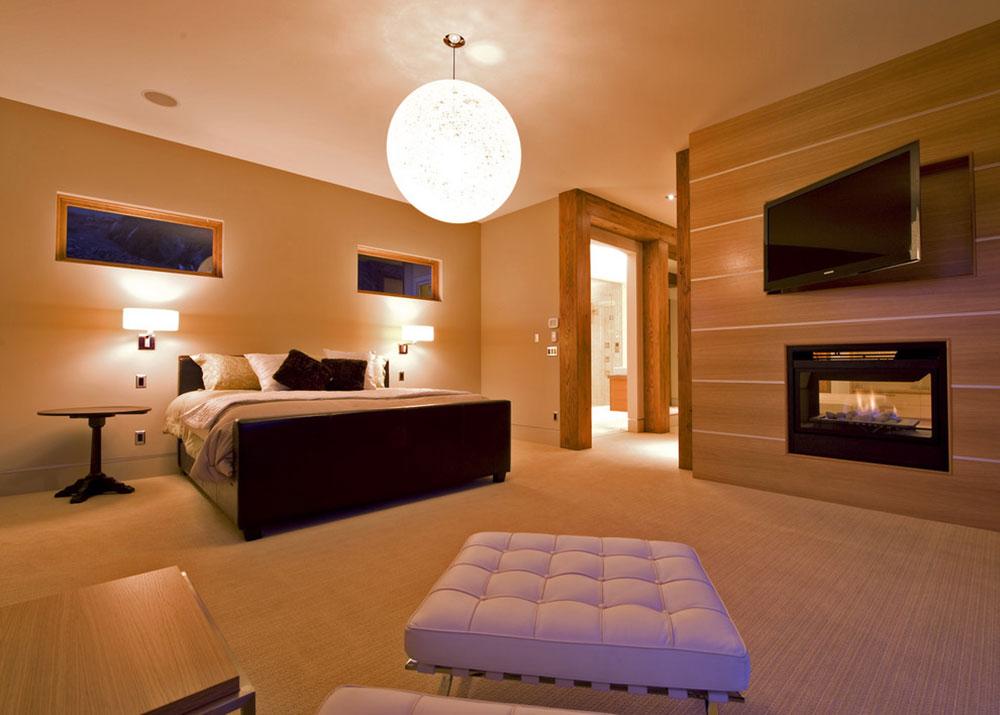 Master-Bedroom-by-Begrand-Fast-Design-Inc À quelle hauteur installer le téléviseur dans votre chambre?  (Répondu)