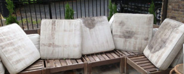 Wash-your-removable-pillowcases-in-a-washing-machine How to clean outdoor furniture cushions in a few steps