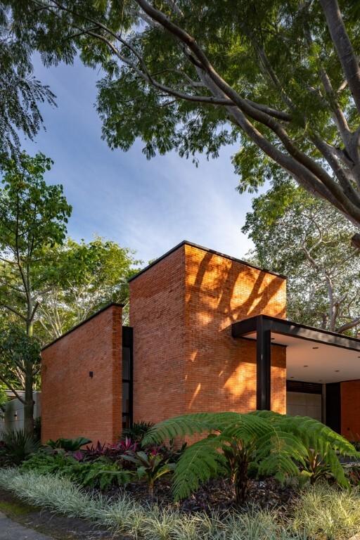 Keita House par Di Frenna Arquitectos à Colima, Mexique