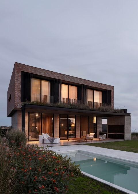 DaB House par BAM!  Arquitectura à Belen de Escobar, Argentine