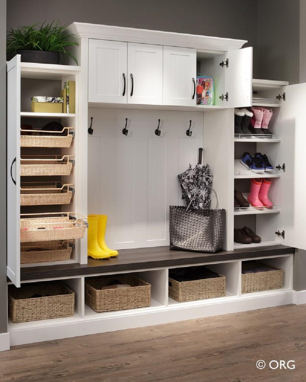 clo11 Idées de placards d'angle pour vous aider à maximiser votre espace