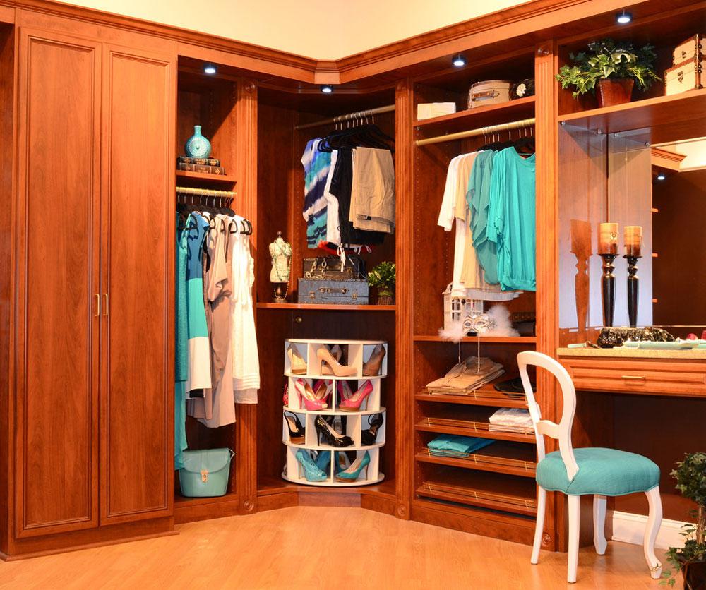 3 idées de placards d'angle pour vous aider à maximiser votre espace
