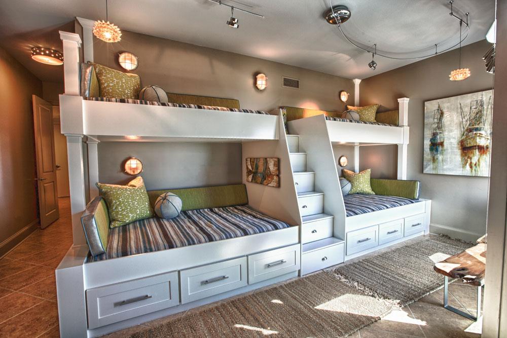 Bunk-Beds-Design-Ideas-2 Idées de lits superposés pour garçons et filles: 58 meilleures conceptions