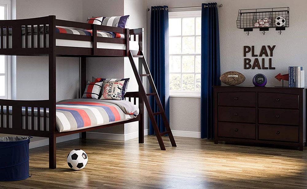 81zoi66xSfL._SL1500_ Idées de lits superposés pour garçons et filles: 58 meilleures conceptions