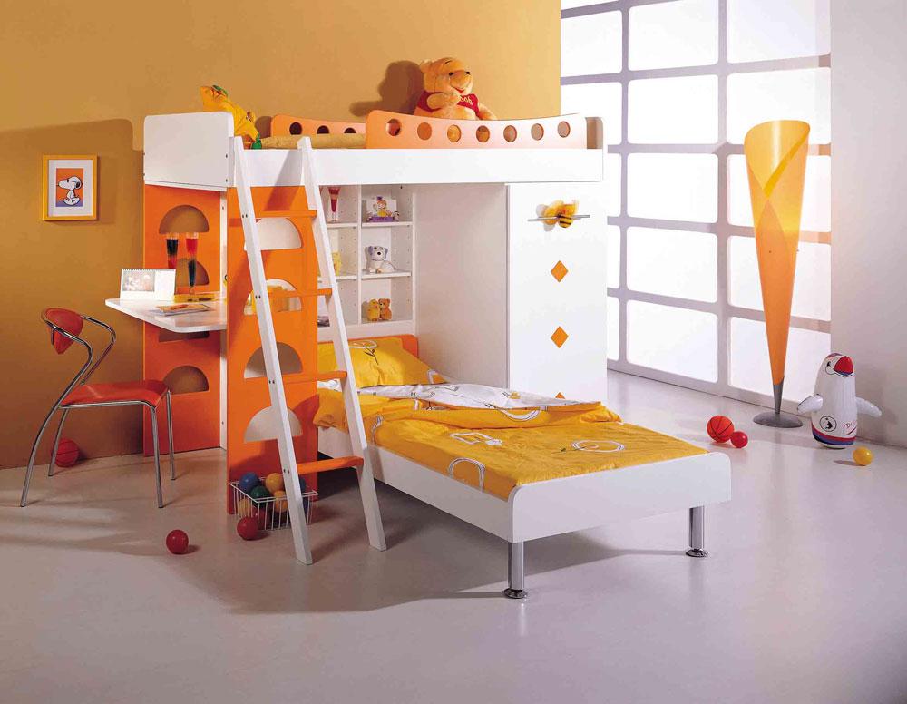 Bunk-Beds-Design-Ideas-7 Idées de lits superposés pour garçons et filles: 58 meilleures conceptions