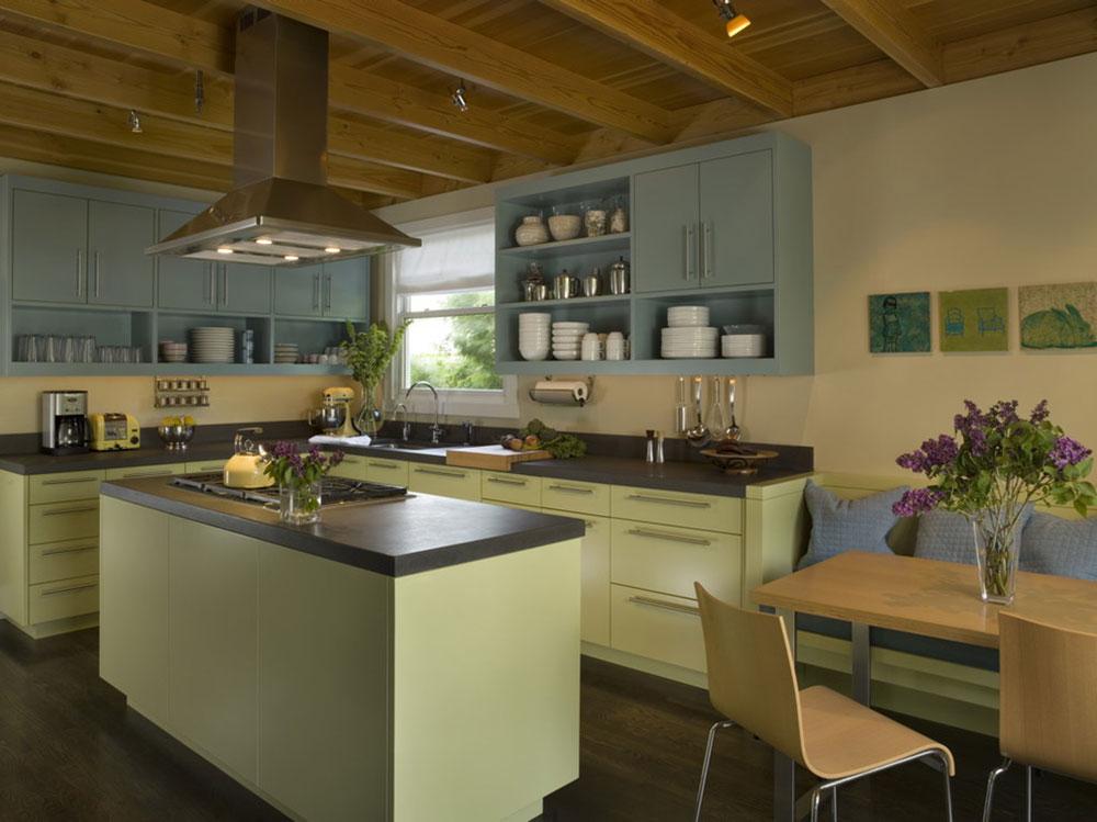Beverly-Place-Kitchen-by-Studio-Sarah-Willmer-Architecture Comment mettre à jour les armoires de cuisine sans les remplacer