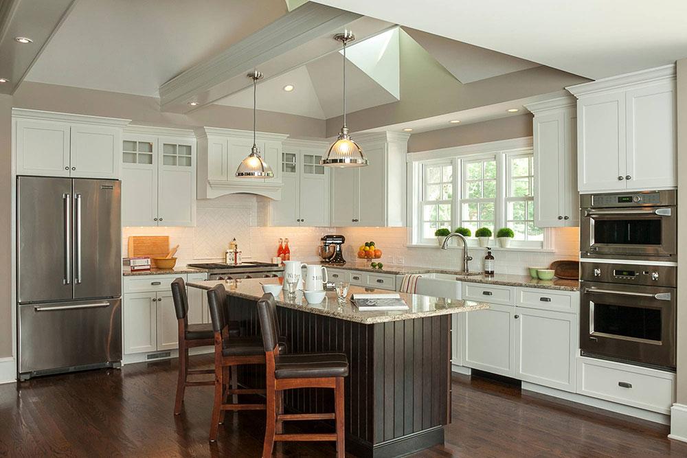 North-Wayne-Victorian-by-lisa-furey-interiors Comment mettre à jour les armoires de cuisine sans les remplacer