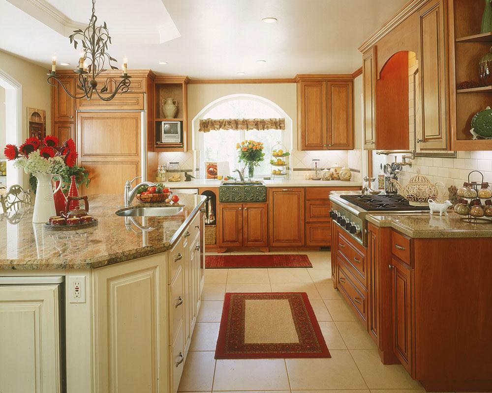 Kitchen-examples-by-Marrokal-Design-Remodeling Comment mettre à jour les armoires de cuisine sans les remplacer