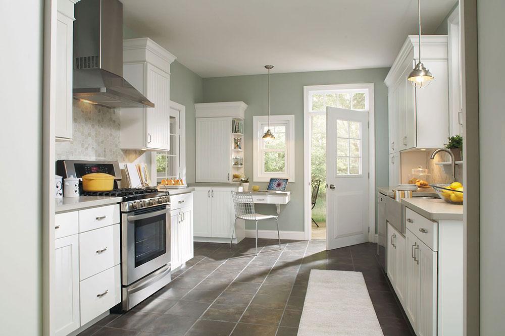 Aristokraft-Ellsworth-Armoires-de-cuisine-par-MasterBrand-Armoires-Inc.  Comment mettre à jour les armoires de cuisine sans les remplacer
