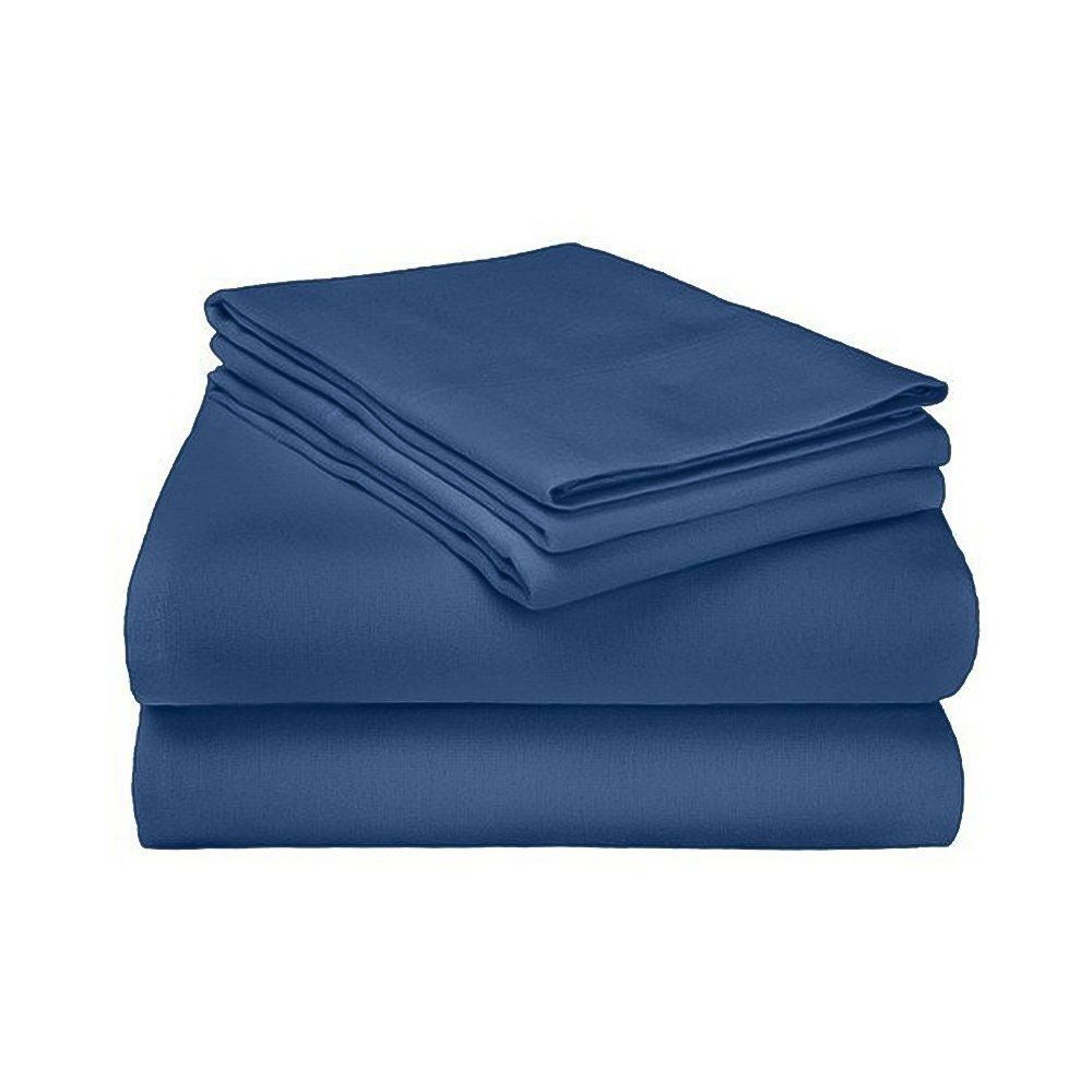eLuxurySupply-Full-Flannel-Sheet-Pillow-Set-Set Les meilleurs draps en flanelle que vous pouvez obtenir pour votre chambre confortable