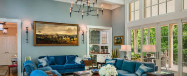 Sage-Residence-by-Hofmann-Design-Build-Inc. How to clean microfiber furniture to make it look new