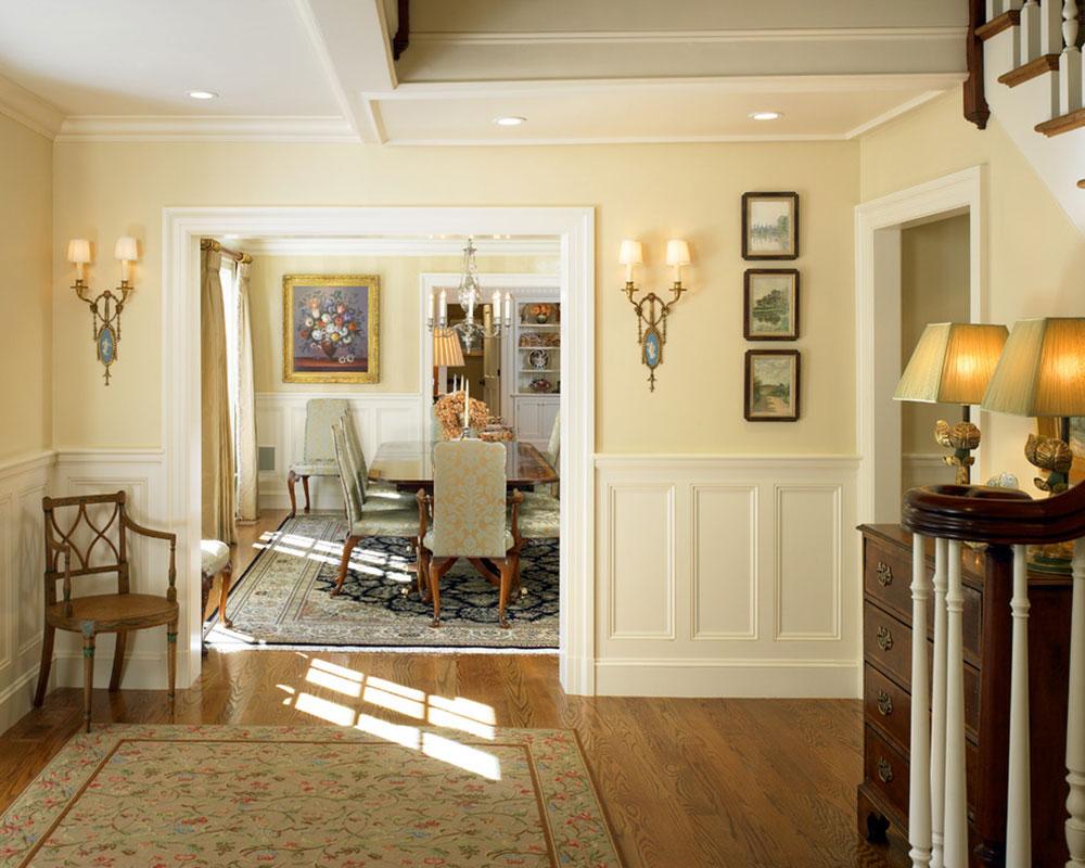 Charles-River-Country-House-par-Patrick-Ahearn-Architect Quel est le coût d'installation des lambris?  Réponses rapides