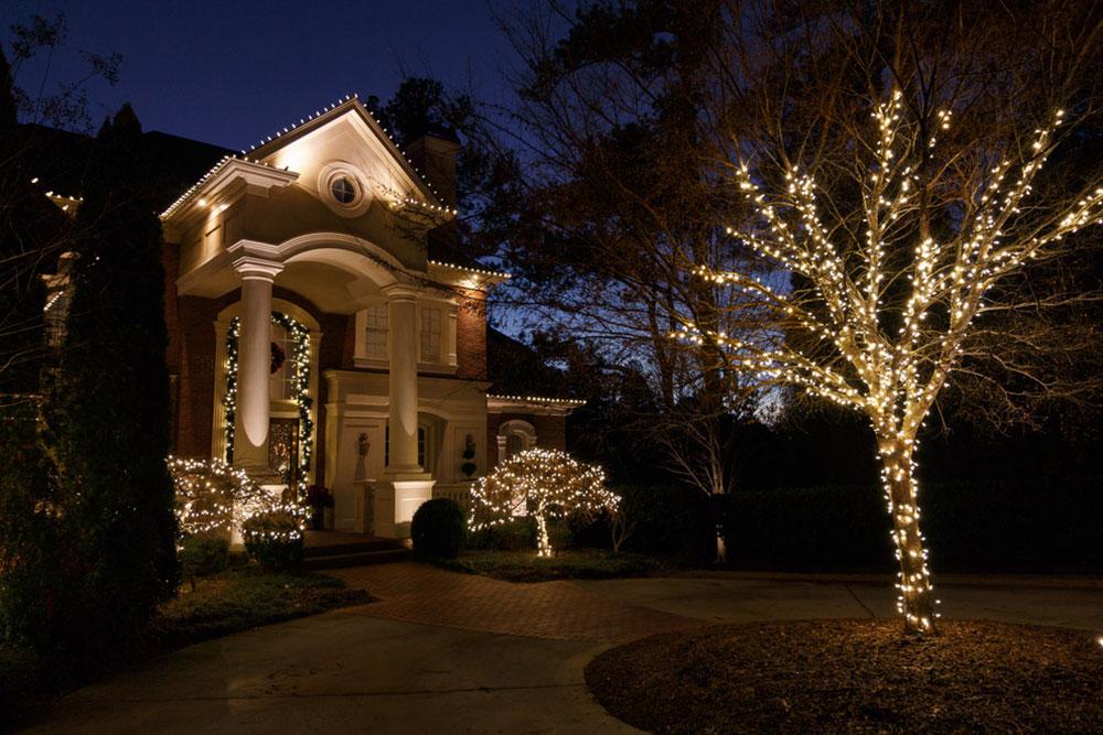 Duluth-GA-Christmas-Lighting-Project-by-NightVision-Outdoor-Lighting Idées de lumières de Noël extérieures à utiliser lors de la décoration de votre maison