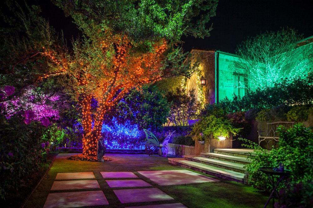 Christmas-Lighting-Fort-Worth-by-The-Perfect-Light Idées de lumières de Noël extérieures à utiliser lors de la décoration de votre maison