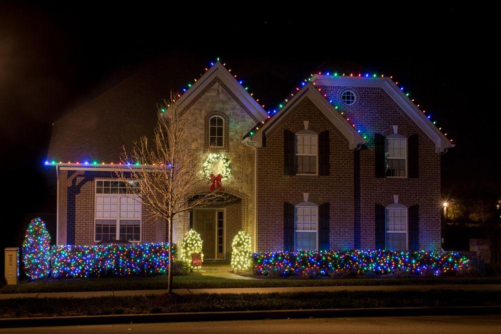 Nashville-Outdoor-Holiday-Lighting-2015-by-Light-Up-Nashville Outdoor Idées de lumières de Noël à utiliser lors de la décoration de votre maison