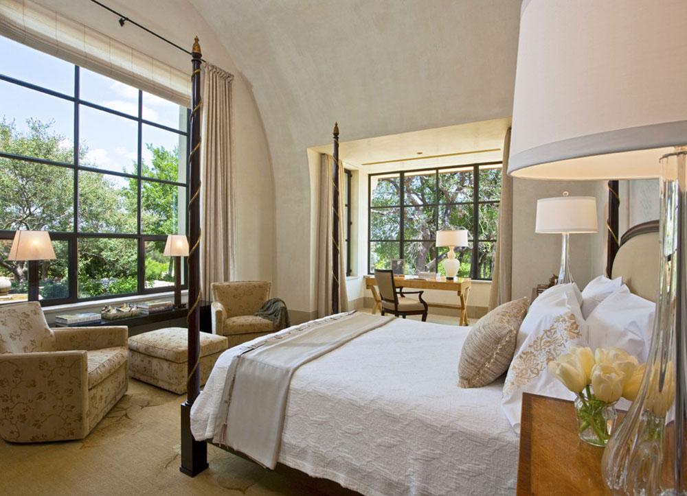 Master-Bedroom-by-chas-architects Idées de chambre beiges pour décorer votre chambre dans une couleur neutre