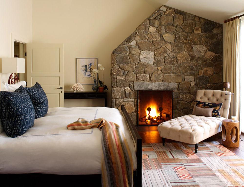 Bridgehampton-Estate-by-David-Scott-Interiors Idées de chambre beiges pour décorer votre chambre dans une couleur neutre