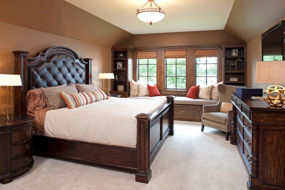 Fairytale-Tudor-by-Peter-Eskuche-AIA Idées de chambre beiges pour décorer votre chambre dans une couleur neutre