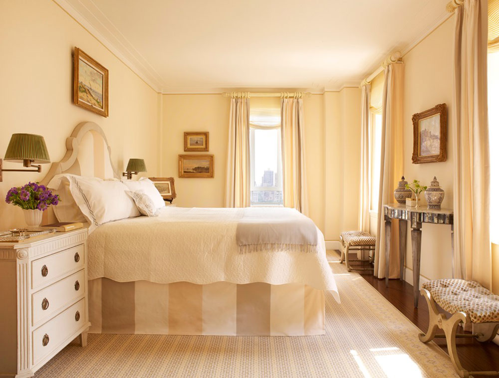 London-Calling-Master-Bedroom-by-James-Wagman-Architect-LLC Idées de chambre beiges pour décorer votre chambre dans une couleur neutre