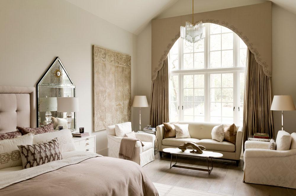 Private-Residence-by-Dodson-Interiors Idées de chambre beiges pour décorer votre chambre dans une couleur neutre