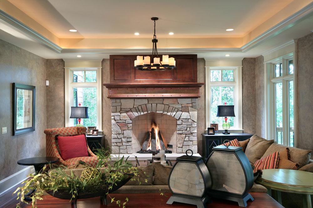 Projets-utilisant-Buechel-Stone-by-Buechel-Stone-Corp Comment refaçonner une cheminée pour un look incroyable