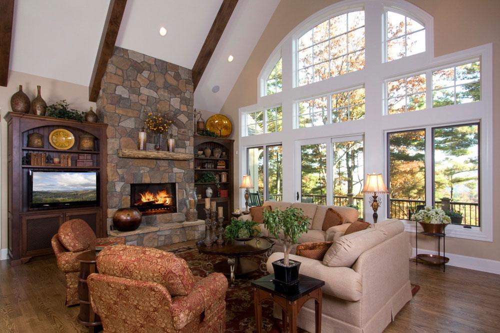 Champion-Hills-by-BlueStone-Construction-LLC Comment refaçonner une cheminée pour qu'elle soit incroyable