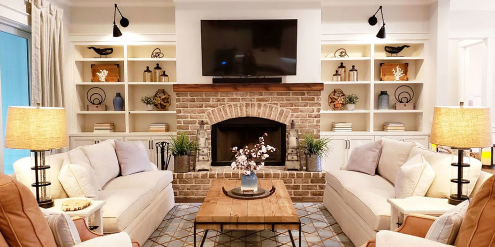 Park-Slope-Brownstone-by-Ben-Herzo How to reface a fireplace to look amazing