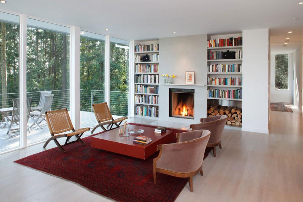 Best-Rd-Living-Room-Fireplace-Wall-by-Studio-Sarah-Willmer-Architecture Comment organiser les meubles dans un salon maladroit