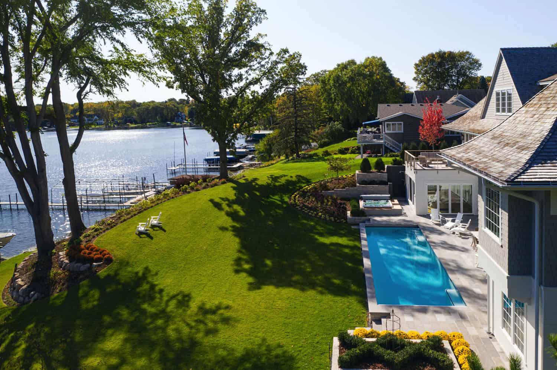 paysage-maison-au bord du lac