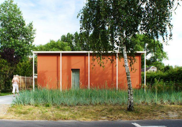 Abdel & Marijke par Atelier Vens Vanbelle à Koksijde, Belgique