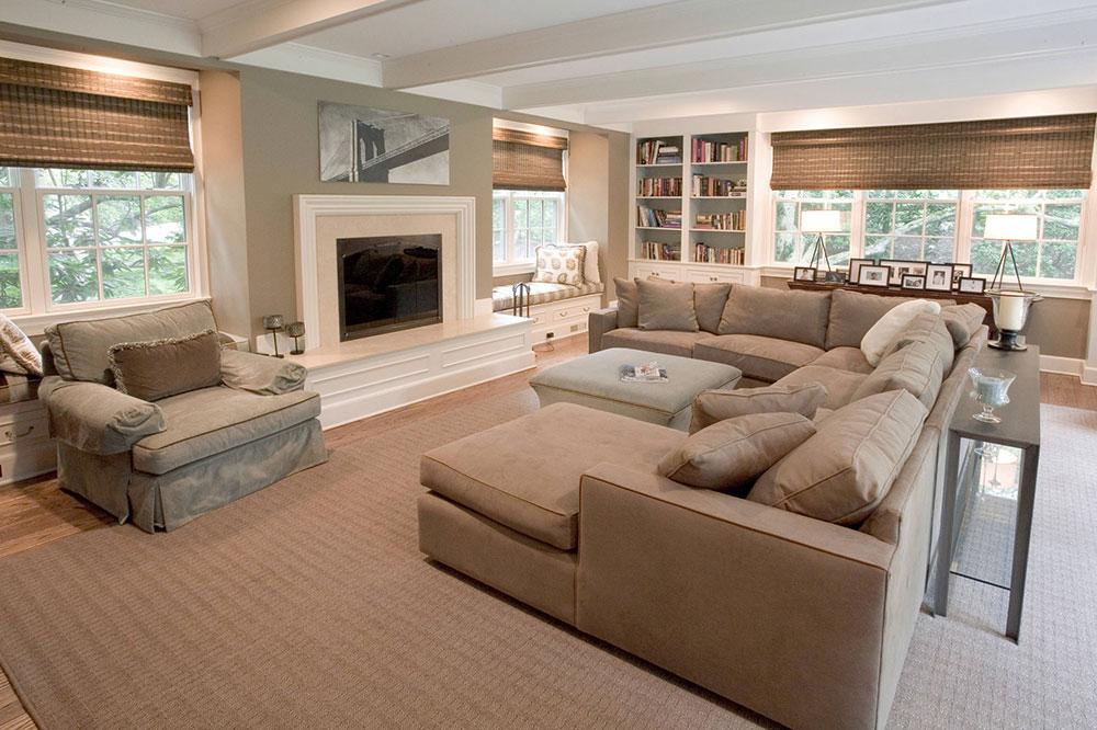 Sage-Résidence-par-Hofmann-Design-Build-Inc.  Comment nettoyer les meubles en microfibre pour leur donner un aspect neuf