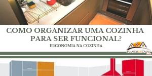 Comment organiser une cuisine pour quelle soit fonctionnelle Ergonomie dans