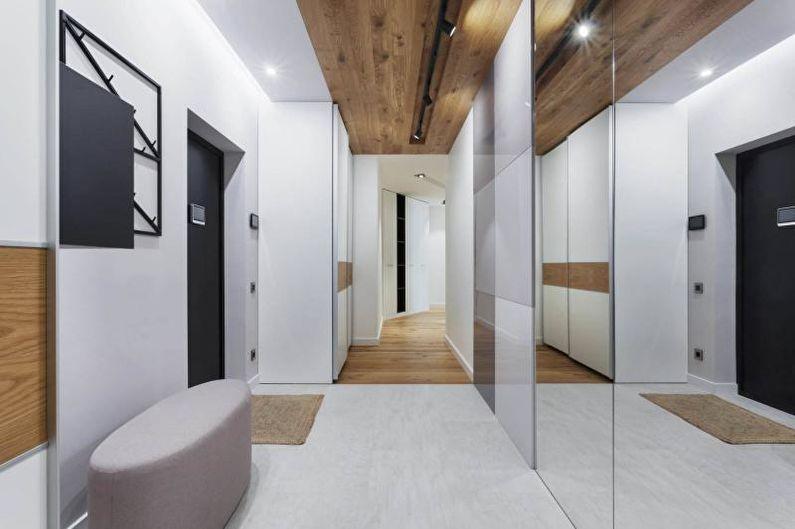 Conception de couloir 2021 (+80 photos)