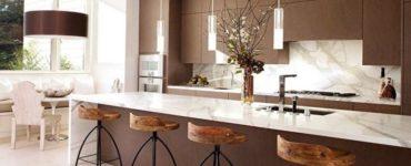 Дизайн кухни 2021: современные идеи (80 фото)
