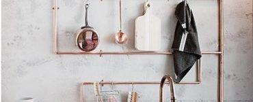 Conseils sur la façon d'adapter les tuyaux de plomberie à votre décoration intérieure