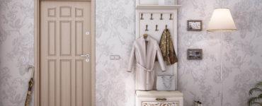 Decoration murale et choix de papier peint pour le couloir