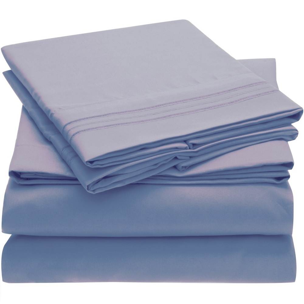 t1-1 Les nombreux types de draps que vous pourriez obtenir pour votre chambre