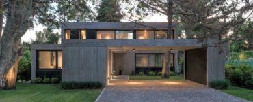 Maison R par Gianserra + Lima Arquitectos à City Bell, Argentine