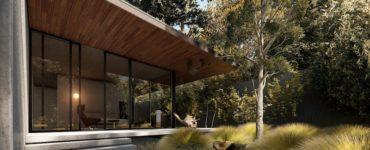 Maisons de haute technologie elegantes beaux projets de menages prives