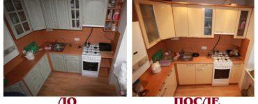 Methodes de restauration des facades de cuisine
