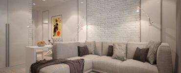 Дизайн-проект квартиры «Легкость современности»