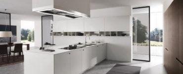 moderne-minimaliste-cuisine-deco-simple-ensemble-de-cuisine-blanc-armoire-fascinante-lampe-de-cuisine-idees-pour-un-look-moderne
