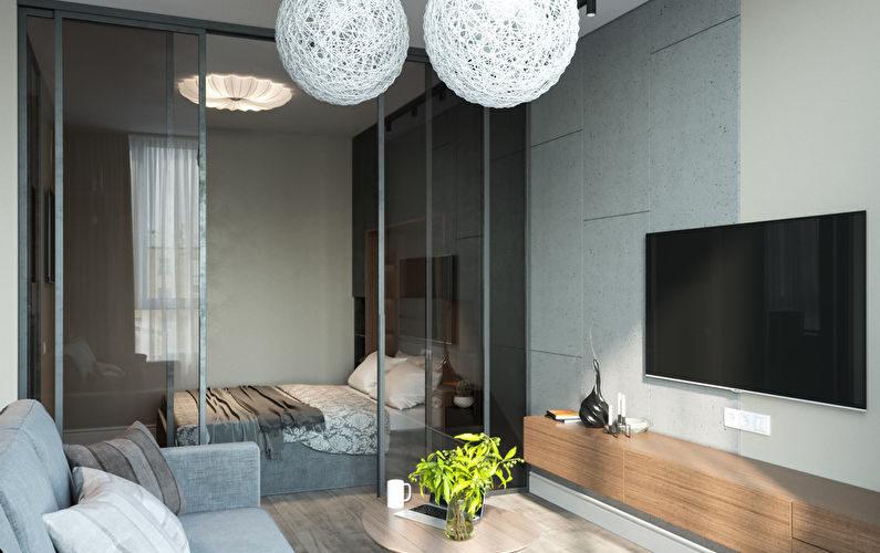 Квартира-студия в Киеве