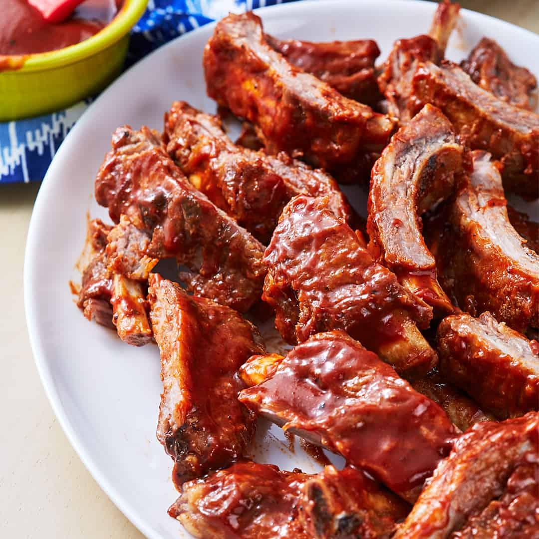 Côtes de porc barbecue instantanées 15 meilleures recettes instantanées que nous avons essayées
