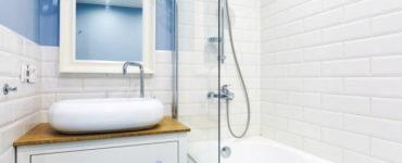 Как оформить дизайн ванной комнаты 3 кв м?