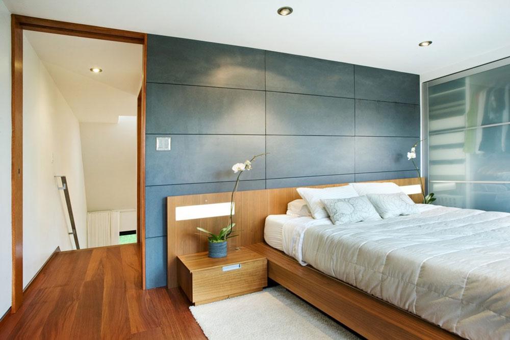 Rowhouse-by-S2-Architects Les lits plateforme sont-ils confortables?  Pourquoi devriez-vous en acheter un