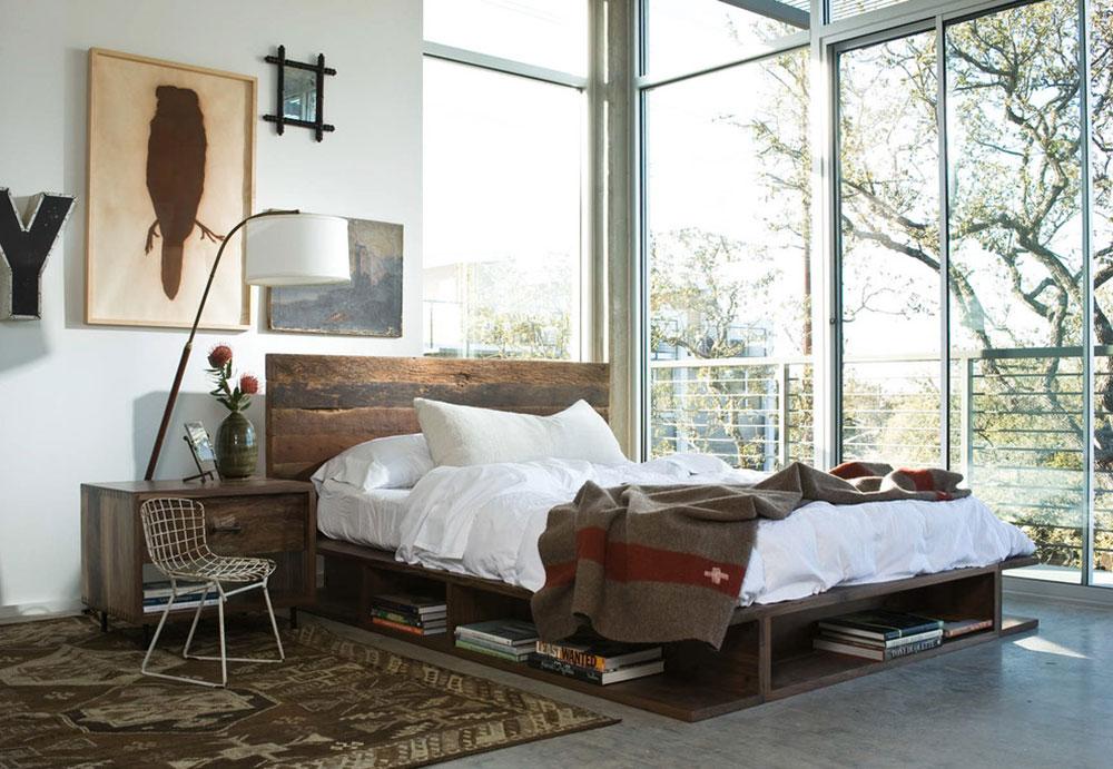 Lit plateforme-rangement-par-SOBLESKI Les lits plateforme sont-ils confortables?  Pourquoi devriez-vous en acheter un